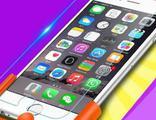 Защитное стекло iPhone 6 Plus (5. 5)